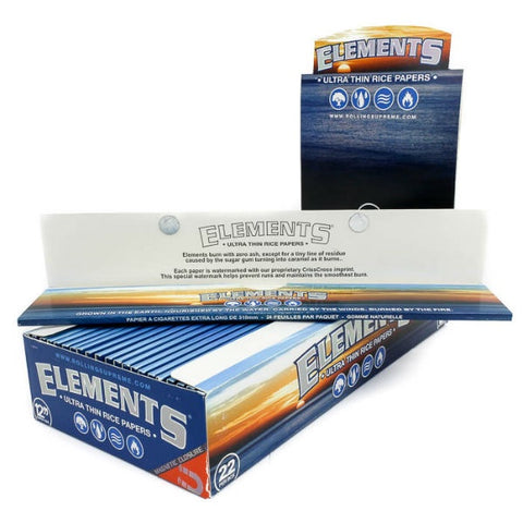 Elements - 12 Inch Papers - The JuicyJoint