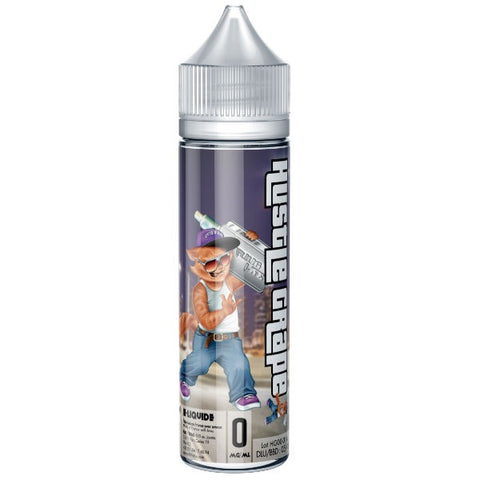 Fuug Life - HVG E-liquid 50ml Short Fill 0mg