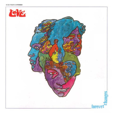 Love - Forever Changes LP - The JuicyJoint