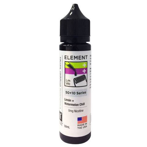 Element E-liquid Emulsion Series - 50ml Short Fill 0mg **2FOR£20PROMO**