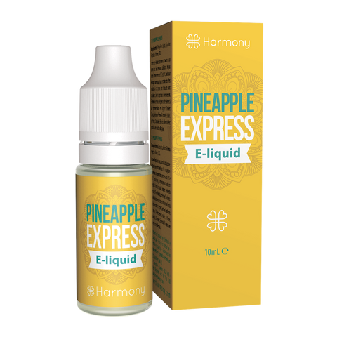 Harmony Cannabis Originals - Pineapple Express Terpenes + CBD E-liquid 10ml