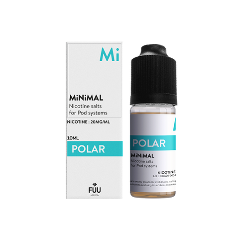 MiNiMAL - Nicotine Salts 20mg E-Liquid 10ml