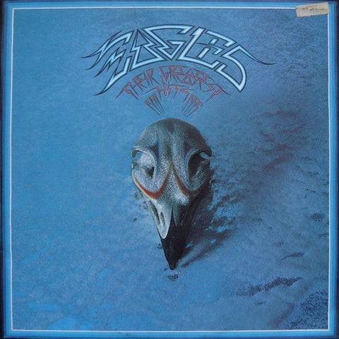 Eagles - Their Greatest Hits 1971-1975 LP - The JuicyJoint