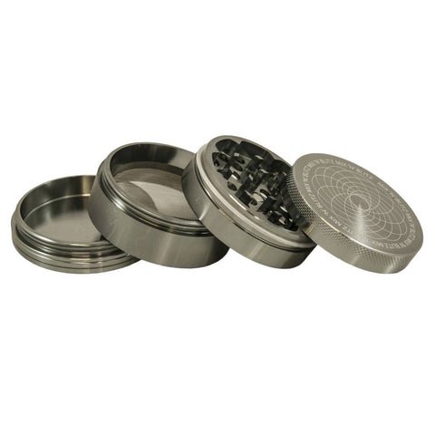 Mix 'N' Blitz 4 Part Metal Grinder 50mm