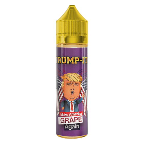 Trump It E-Liquid 50ml -Short Fill 0mg