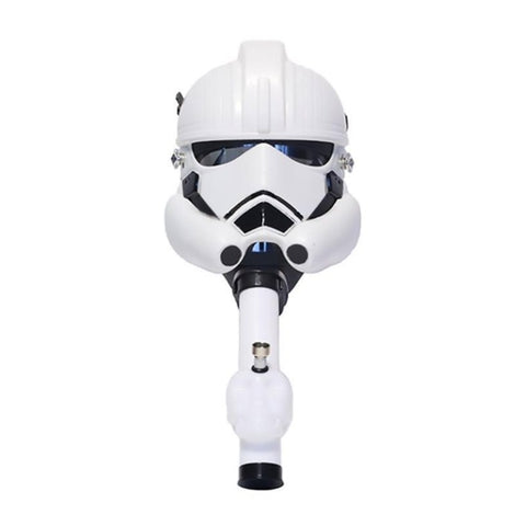 Storm Trooper - Gas Mask Bong