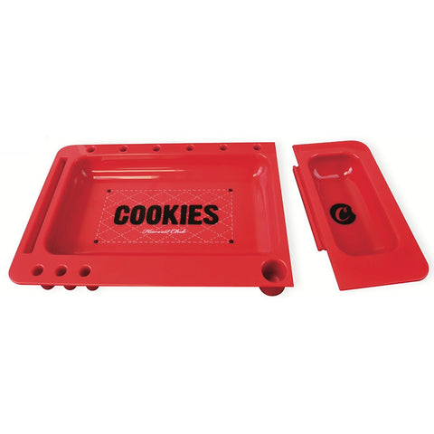 Cookies Harvest Club - Plastic Rolling Tray