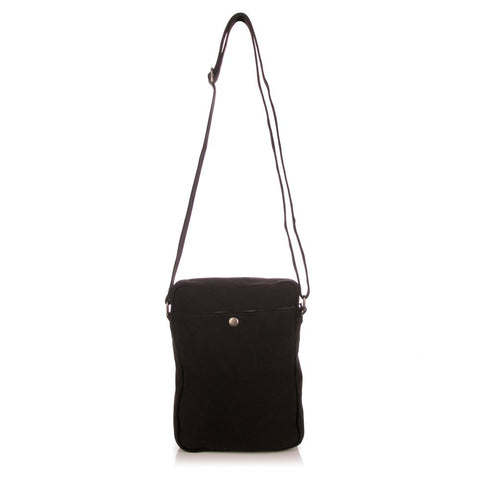 SALE!! Roadman Shotter Cotton Bag - Black with Secret Stash Pocket