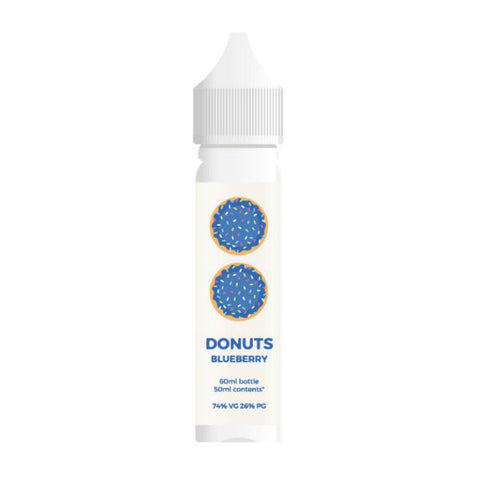 Donuts - Premium E-liquid 50ml Short Fill 0mg