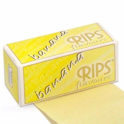 Rips Flavour - Banana - Rolls
