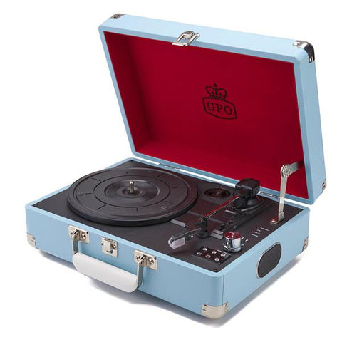 GPO Attache record player - The JuicyJoint