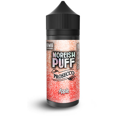 Moreish Puff - Prosecco Flavours - 100ml Shortfill