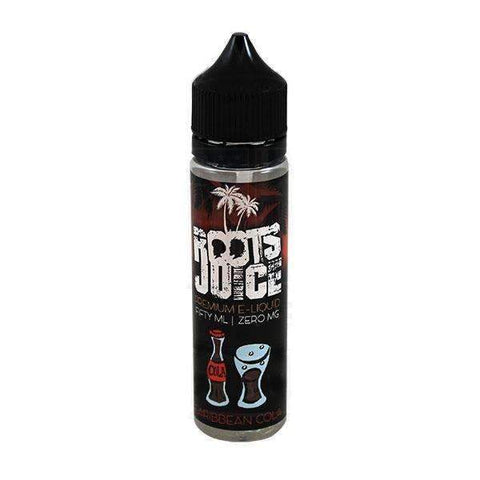 Roots Juice  E-liquid - 50ml Short Fill 0mg With Free 18mg Nic Shot
