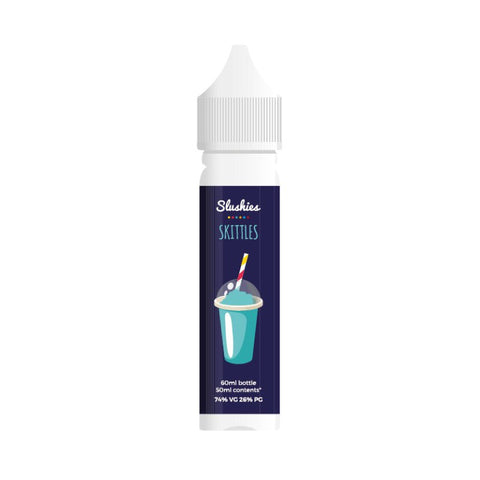 Slushies E-liquid - 50ml Short Fill 0mg