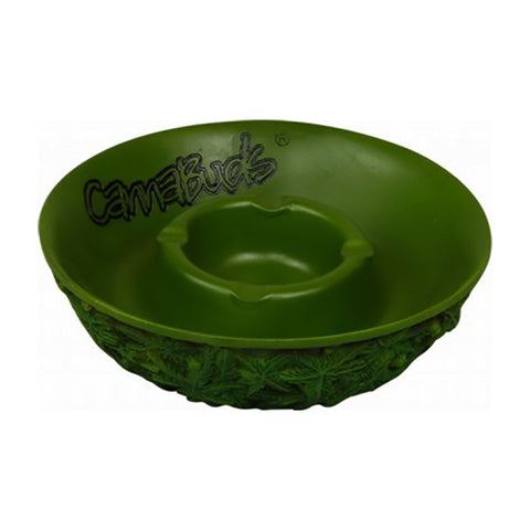 Cannabuds - 13cm Round Ashtray