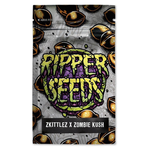 Ripper Seeds - LIMITED EDITION - Zkittlez x Zombie Kush