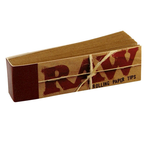 Raw - Rolling Paper Tips - The JuicyJoint