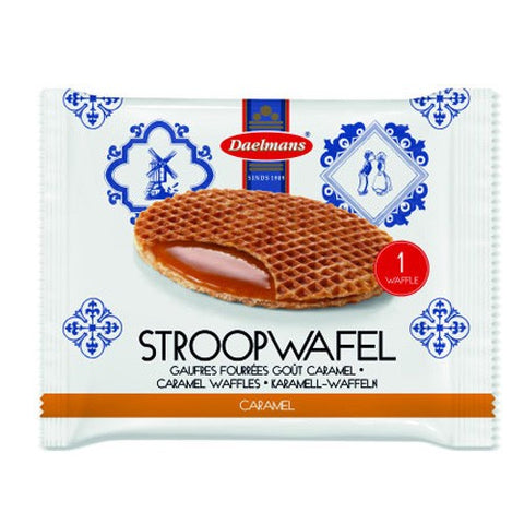Jumbo Stroop Wafel - Single Pack by Daelmans