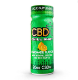 CBD+ FX 20mg Chill Shot 2oz