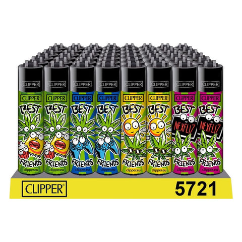Clipper Lighters - Best Friends 3