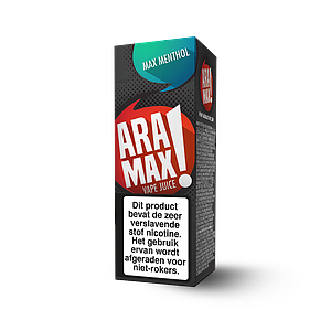 Aramax Max Menthol 3mg 10ml (TPD Compliant) - The JuicyJoint