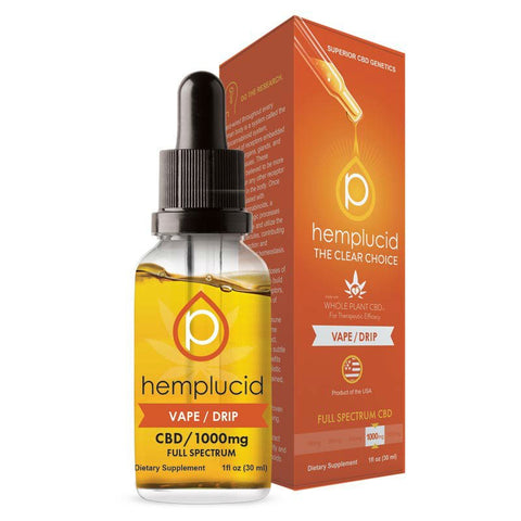 SALE!! Hemplucid - Vape / Drip 30ml