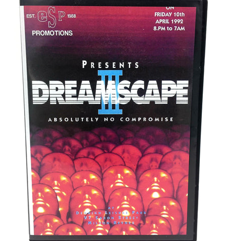 Dreamscape 3 - Absolutely No Compromise CD Pack