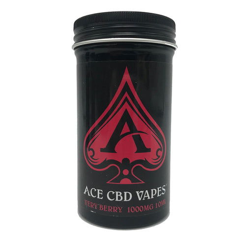 Ace CBD Vapes - 10ml CBD E-Liquid