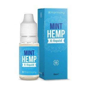 Harmony CBD Classic - Mint CBD Liquid - The JuicyJoint