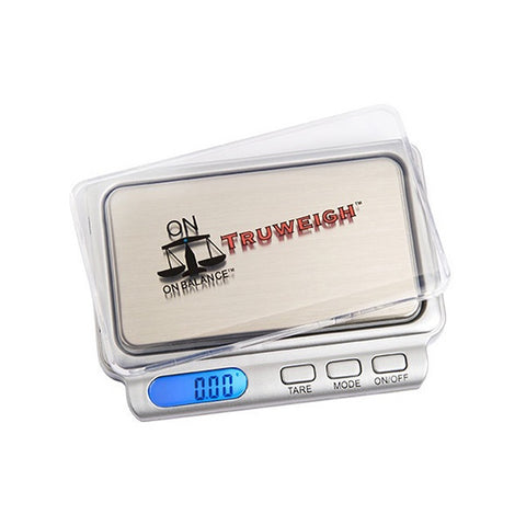 ON BALANCE TW-100-SL Truweigh Miniscale 100g x 0.01g - The JuicyJoint