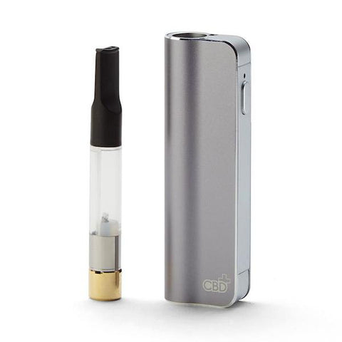 CBDfx  - Vape Kit and Spare CBD Oil Atomizer Cartridges - The JuicyJoint