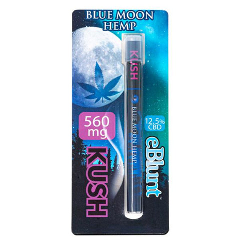 Blue Moon - Disposable EBlunt 560mg CBD Vape Pen