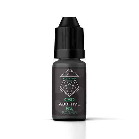Mountain Fox - 500mg Additive CBD E-Liquid 10ml