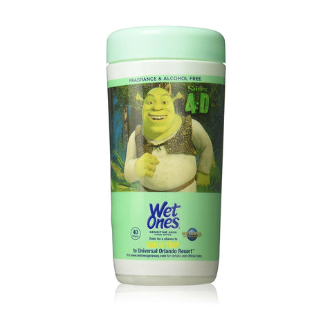 SALE!! Wet Wipes - Wet Ones Stash Can