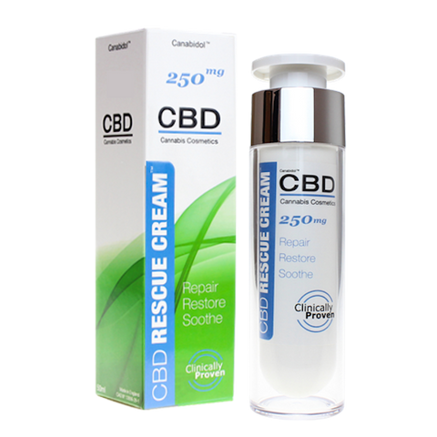 Canabidol™ CBD Rescue Cream®