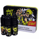 Nasty Juice - Double Fruity Series 5 x 10ml (TPD Compliant) - The JuicyJoint