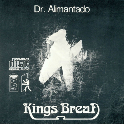 Dr Alimantado - Kings Bread CD Album - The JuicyJoint