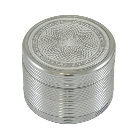 4 Part 40mm Metal Grinder - Mix n Blitz Ripple