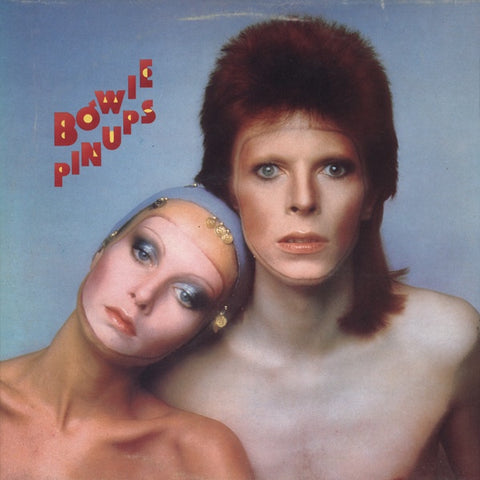 David Bowie - Pin Ups LP - The JuicyJoint