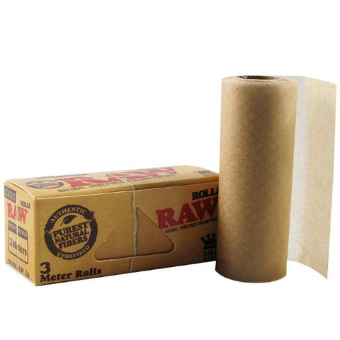 Raw - Rolls 3 Meter - The JuicyJoint