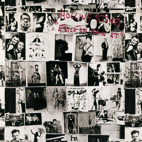The Rolling Stones - Exile On Main Street LP