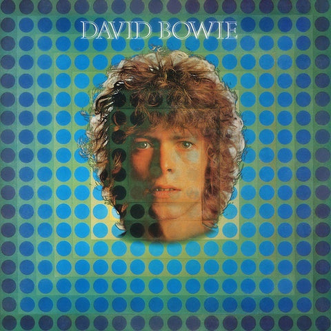 David Bowie - David Bowie (Space Oddity) LP - The JuicyJoint