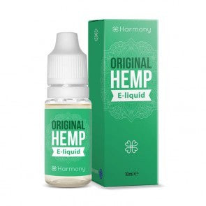 Harmony CBD Classic - Hemp Terpenes + CBD Liquid - The JuicyJoint