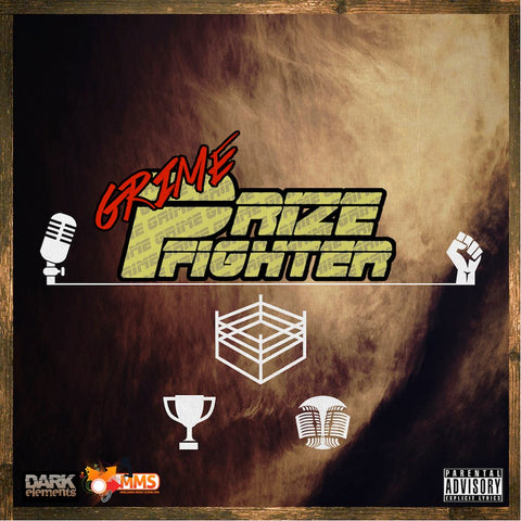 Grime Prize Fighter - CD & DVD