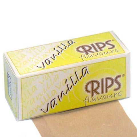 Rips Flavour Vanilla Rolls - The JuicyJoint