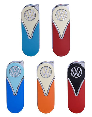 Champ VW New Style Camper Keyring - The JuicyJoint
