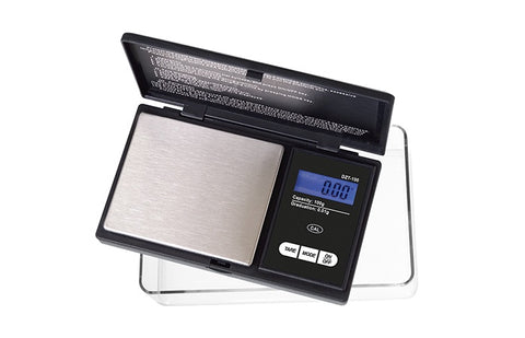 On Balance DZT-100-BK Deep Tray Scales 100g x 0.01g - The JuicyJoint