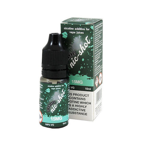 Flawless Nicotine Shot 15mg - 10ml E-Liquid - 100% VG