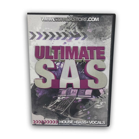 Ultimate S.A.S - 4 x CD Pack