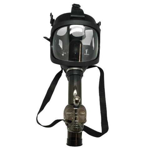 Full Face - Gas Mask with Waterpipe.